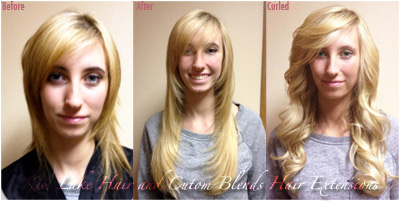 Hair extensions seattle kim lake hair extension salon custom before and after of melissas hair extensions pmusecretfo Gallery