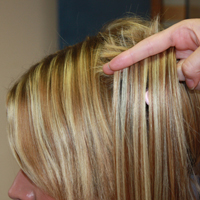Hair extensions seattle tocoma federal way beverly hills custon color matching hair extensions pmusecretfo Gallery