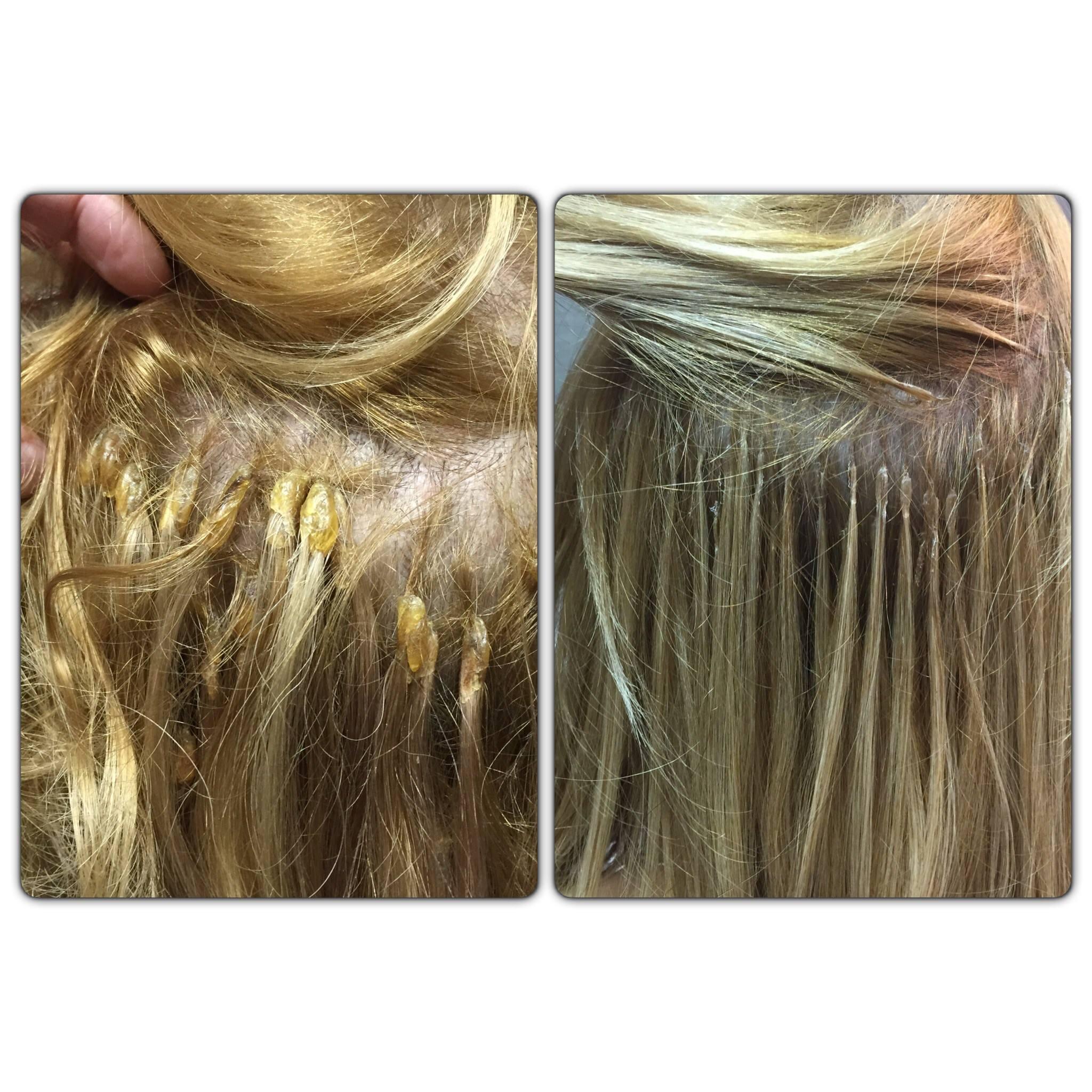 Kim lake hair seattle wa hair extensions custom blends hair after kims hair extensions pmusecretfo Choice Image